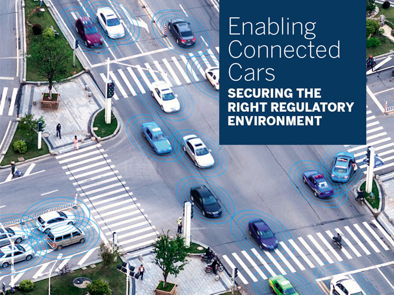 Connected Cars: securing the right regulatory environment<br/> [For FTI consulting]