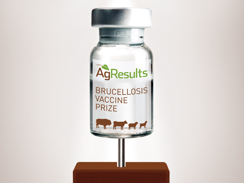 Concept + poster, flyer, expo banner <br/>[US $ 30 million Brucellosis Vaccine Prize] <br/> [For FTI consulting]