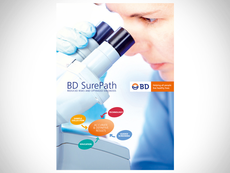 Becton, Dickinson and Company: BD Surepath brochure – 16 pages