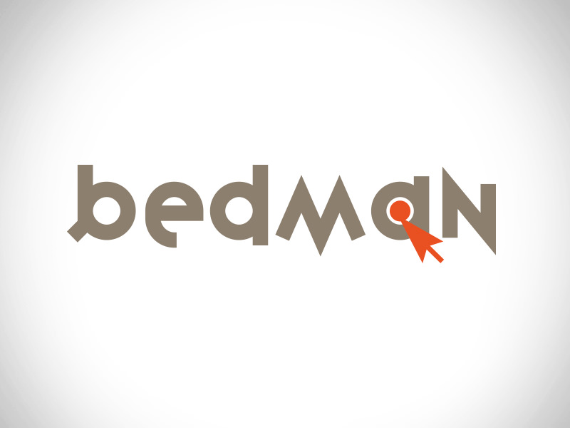 Logo for software to manage the use of beds in hospitals.