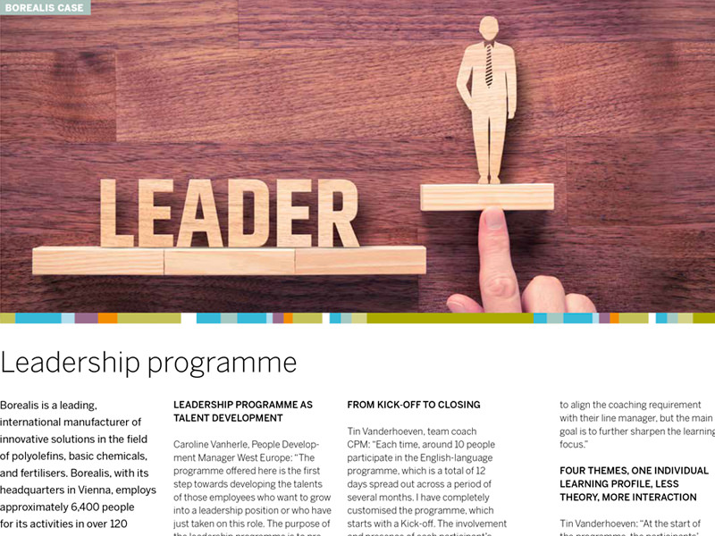 Redesign Newsletter CPM [Managing people, Meeting aspirations]